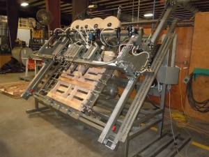 Single Man Pallet Machine provide pallet nailing solutions to Trinidad and Costa Rica